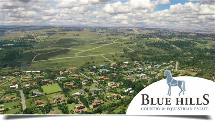 Blue Hills Estate -JHB