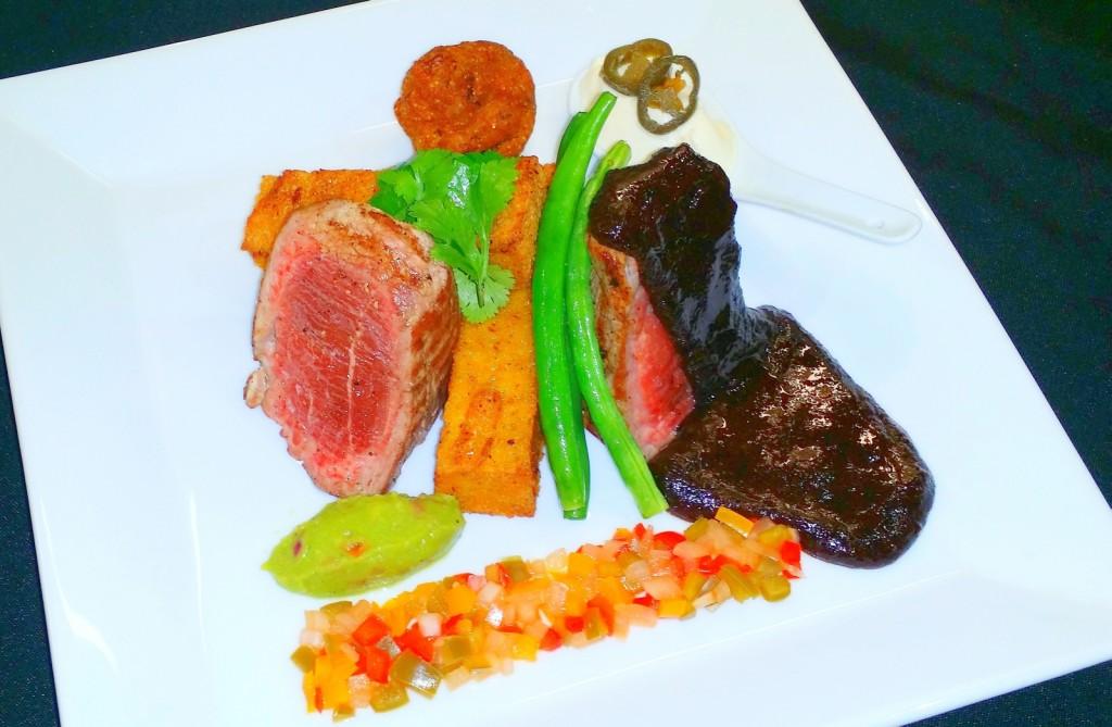 Dishwasher Chilli Chocolate Steak Pic