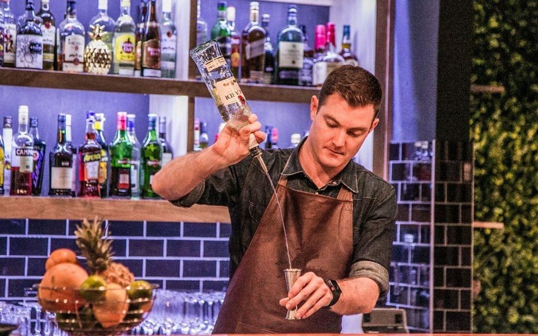 Raising the Cocktail Bar