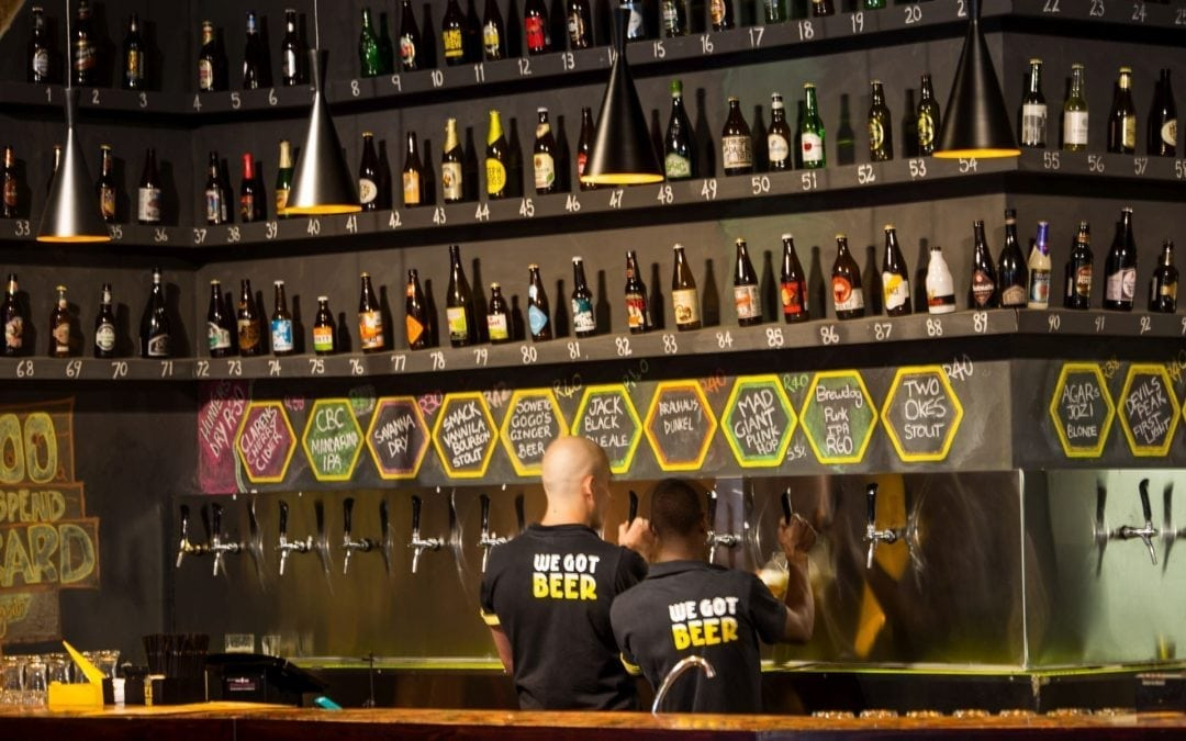 Craft Beer in the Cape