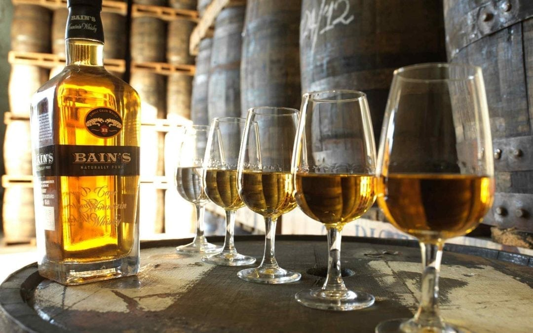 Putting South African Whisky on the World Map