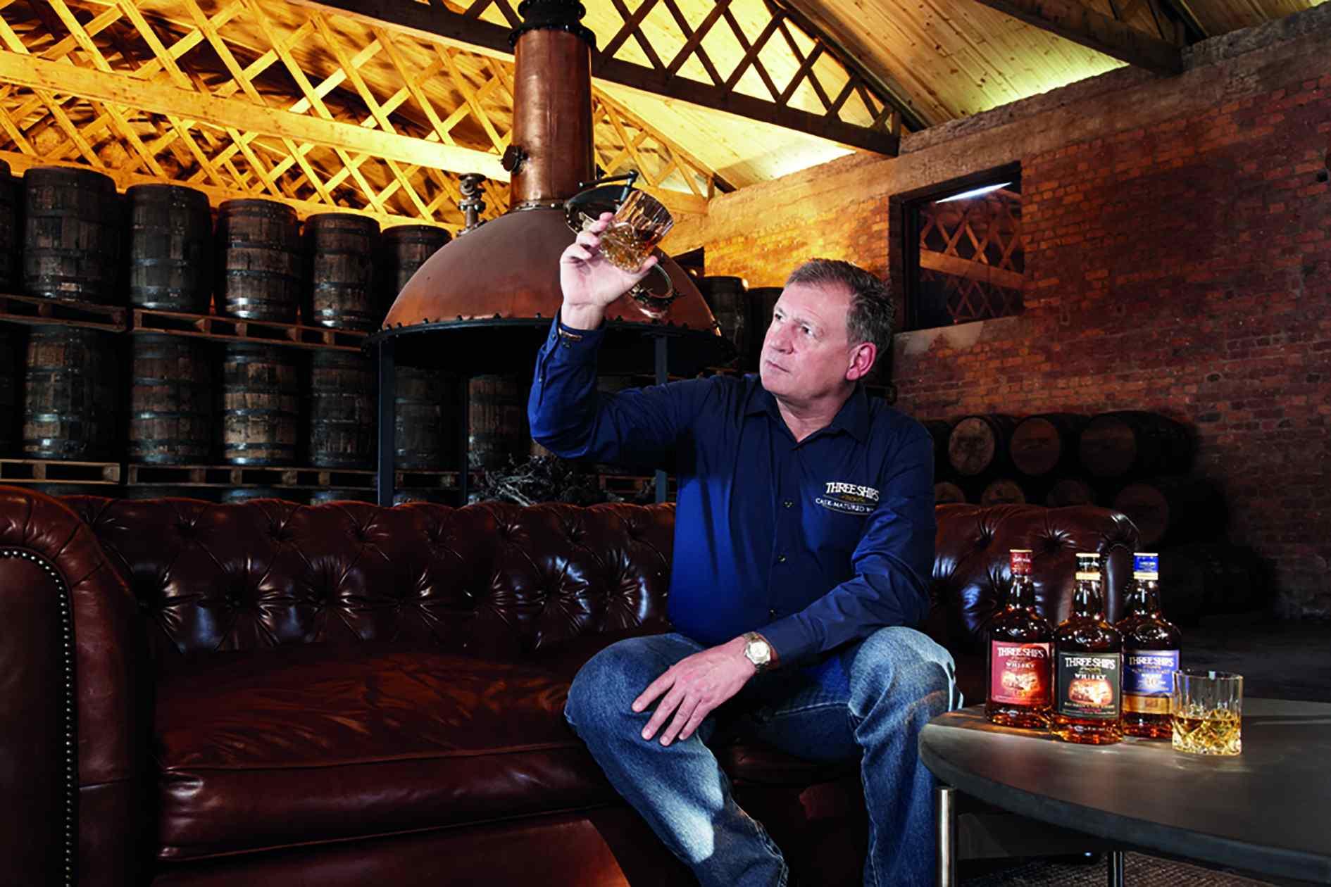 Andy Watts, Master Distiller