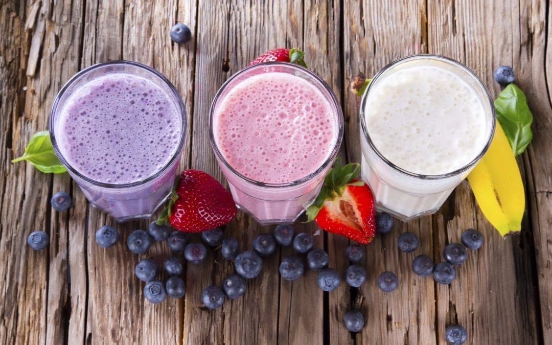 Summer Smoothies in SA