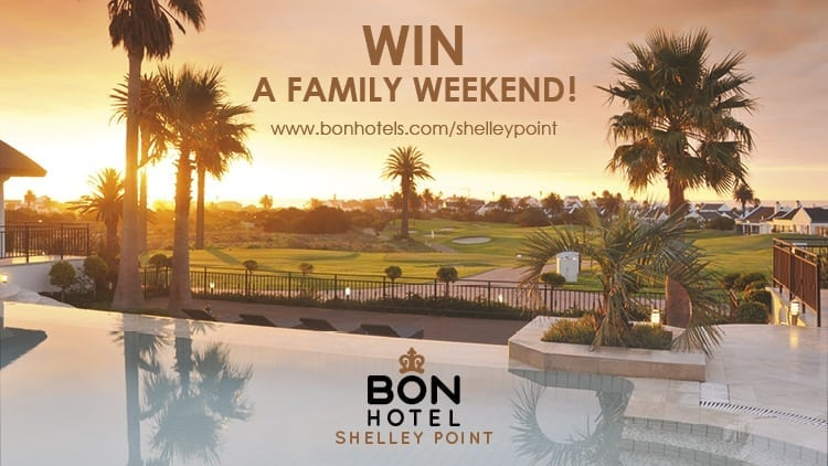 Win a Weekend Away on the West Coast with BON Hotel Shelley Point