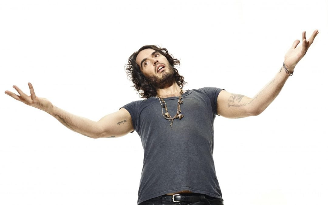 Russell Brand: Trew World Order