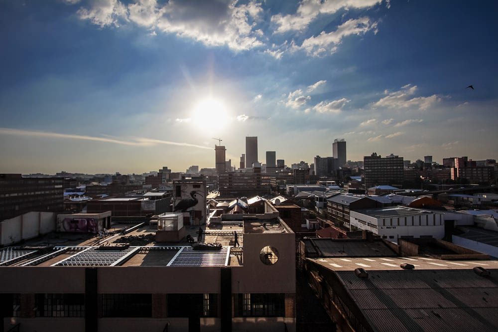Rooftop Bars Bringing the Best of JHB