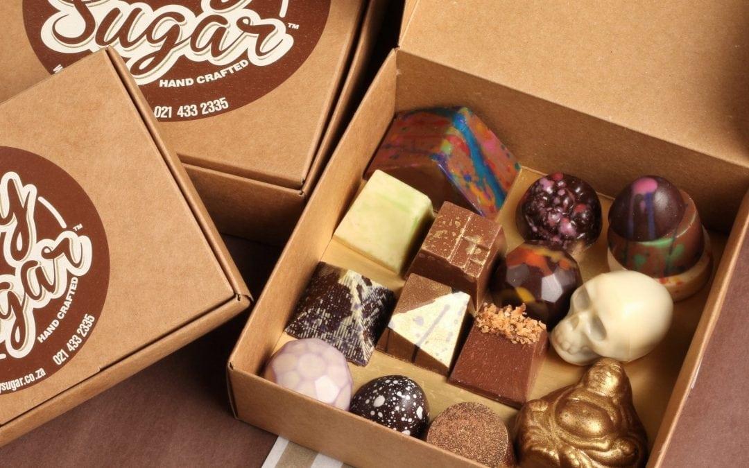 My Sugar: Chocolate Therapy