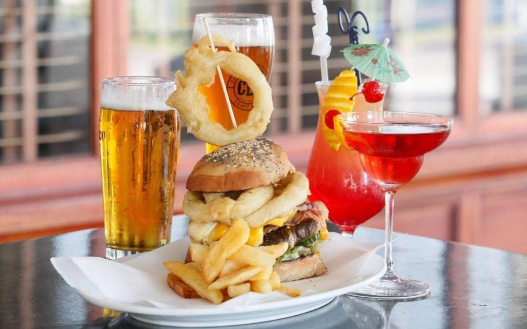 Burgers & Beers in Port Elizabeth