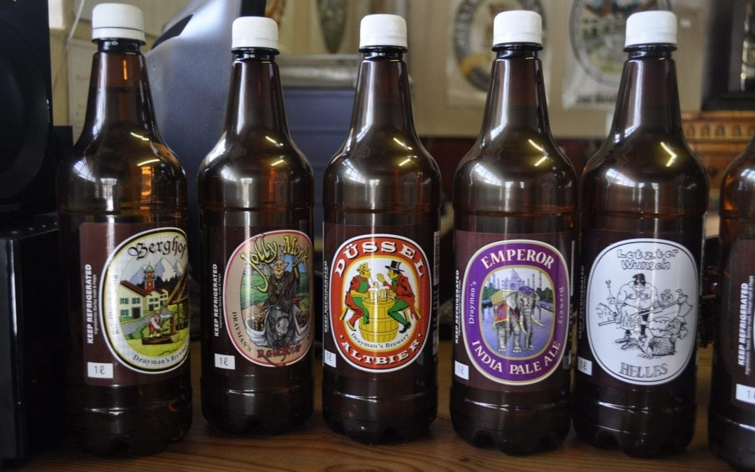 Try Drayman's Brewery in Pretoria