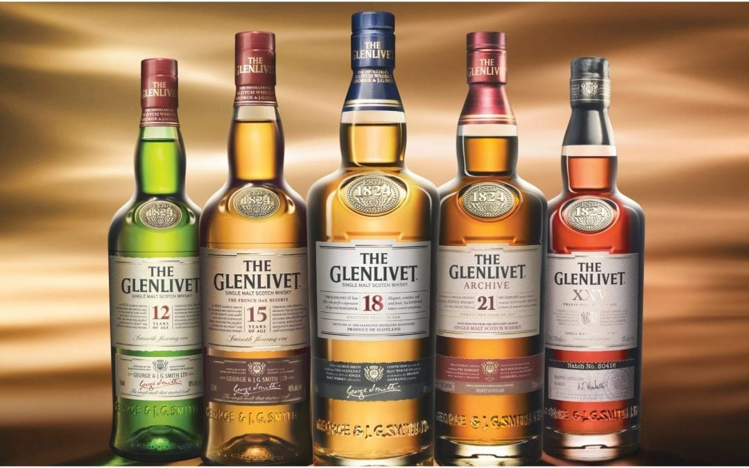 Win with The Glenlivet and Whiskey Live 2015