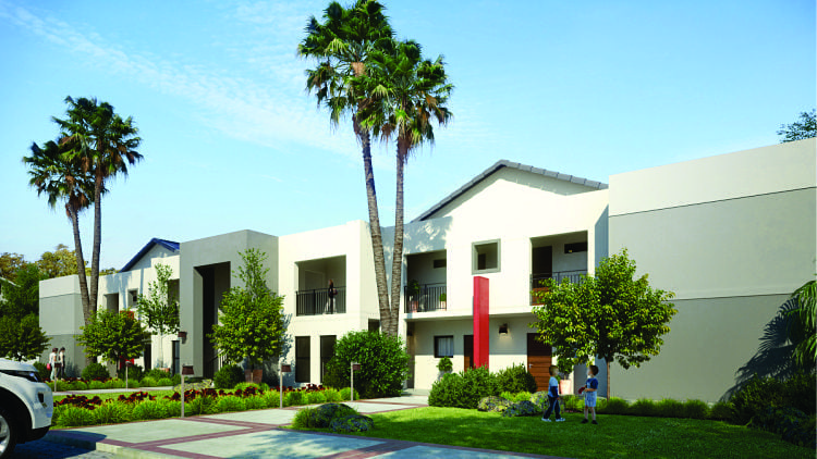 Blue Crane Estate