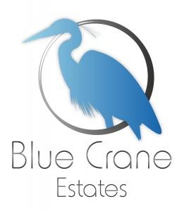 BlueCraneEstate Logo Concept - REV1