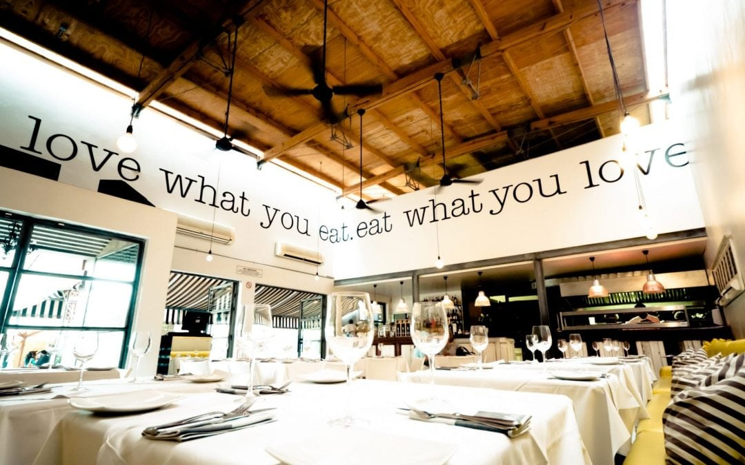 Market Restaurant in Durban