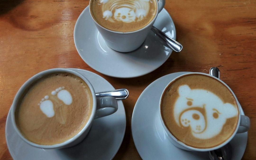 The Crème of Latte Art
