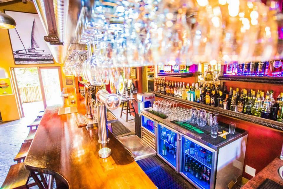 110701AThe Blue Crane Restaurant & Bar