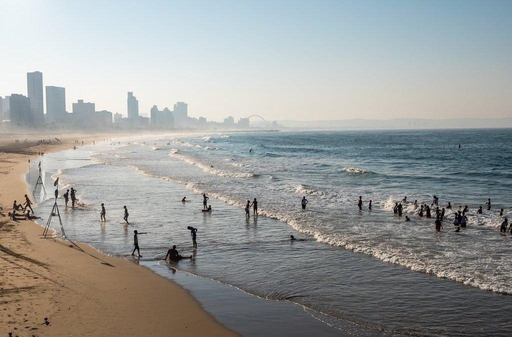 North Beach in Durban Upgraded