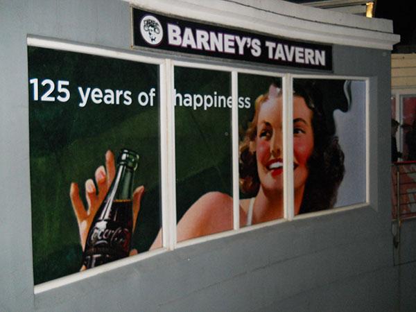Barneys Tavern PE