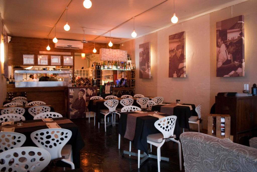 FUSION restaurant in Durban