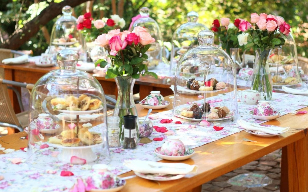 Tea Parties in Pretoria