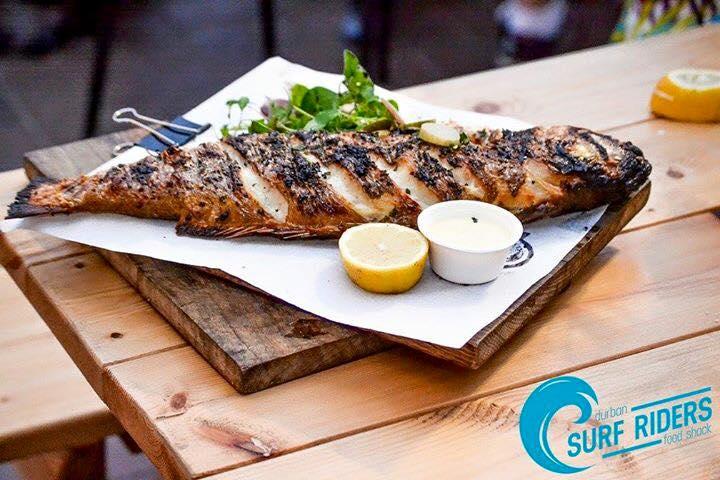 Enjoy Summer with Surf Riders Food Shack
