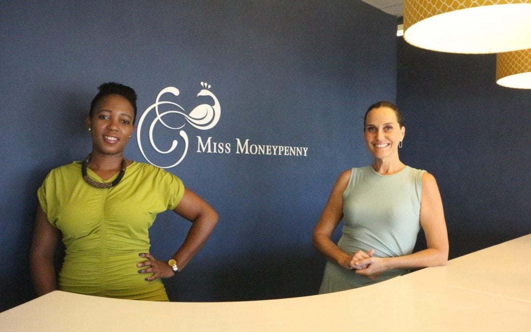 Miss Moneypenny Clothing