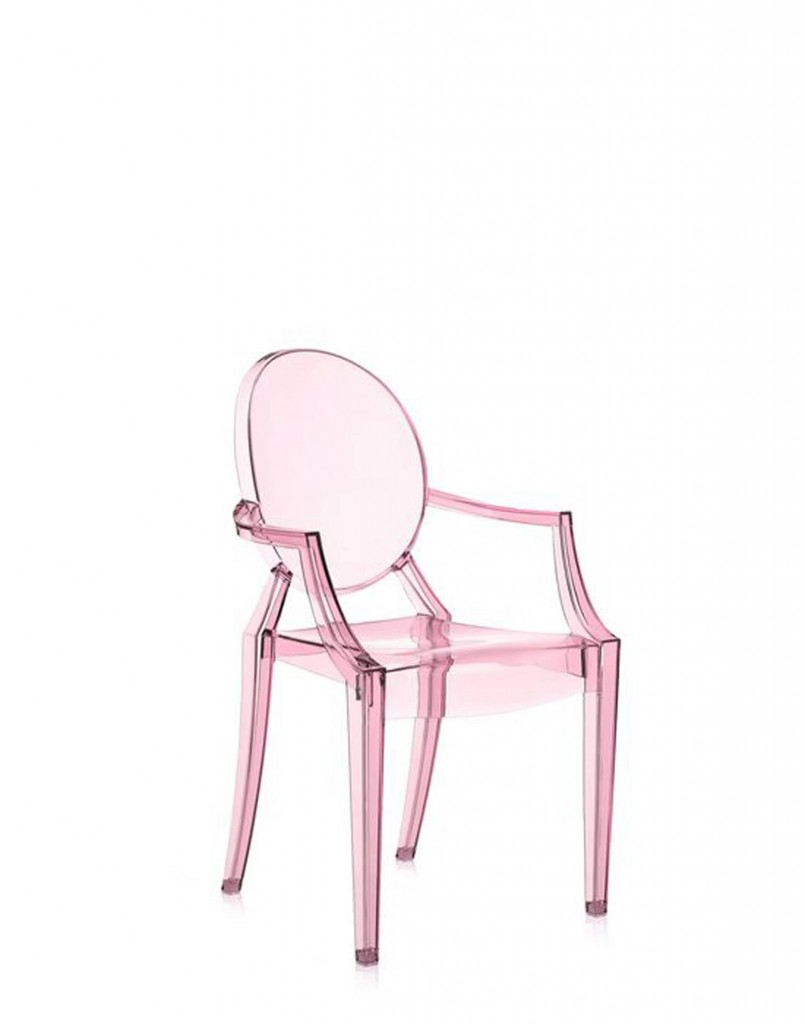 Lou Lou Ghost Chair Pink-min