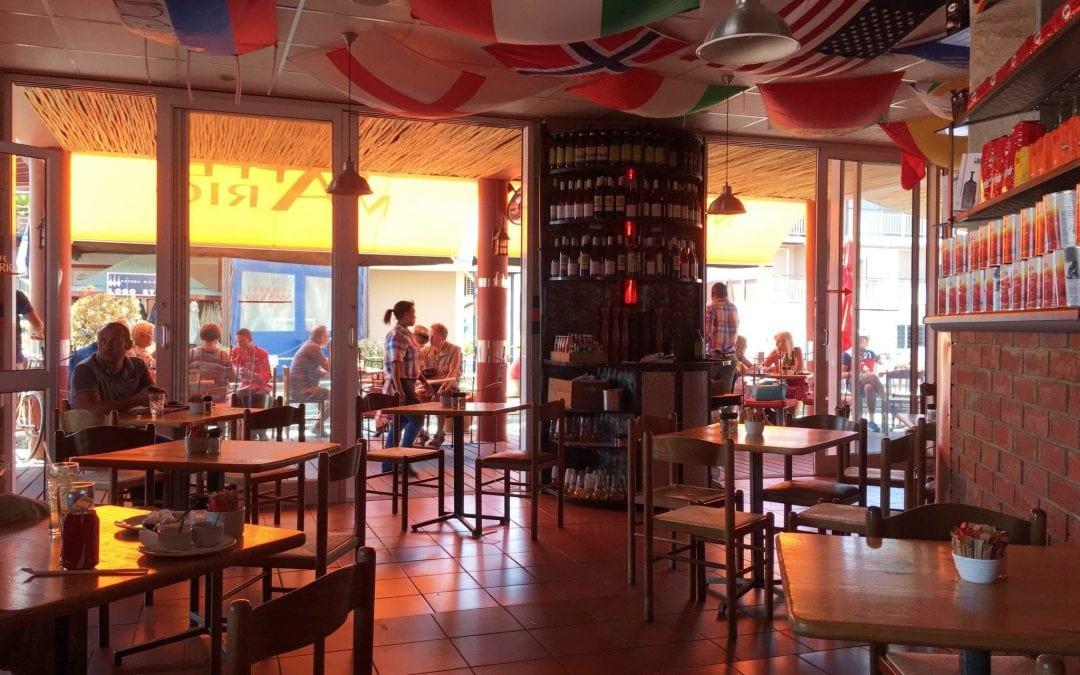 Caffe Mario in Knysna