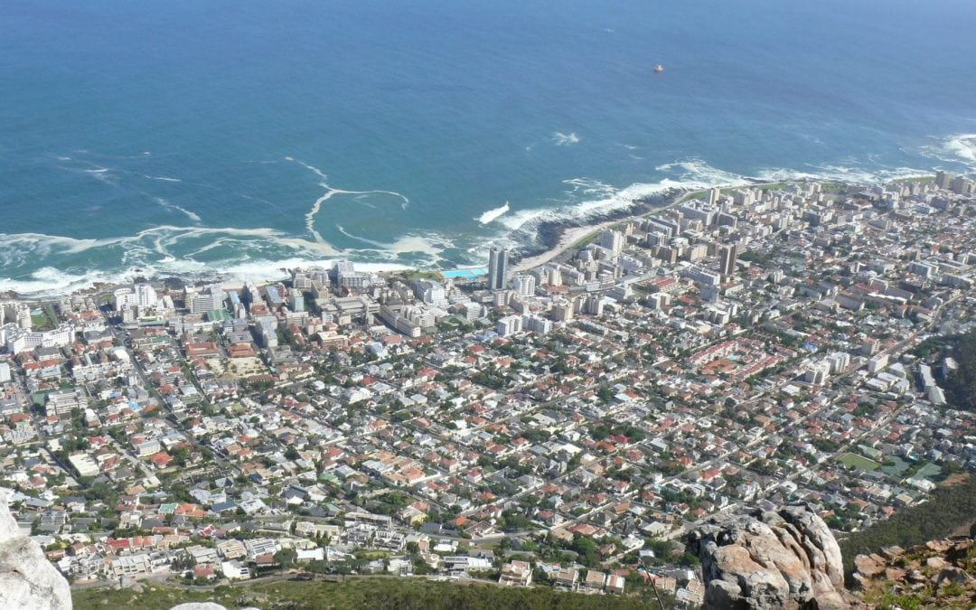 Fresnaye in Cape Town