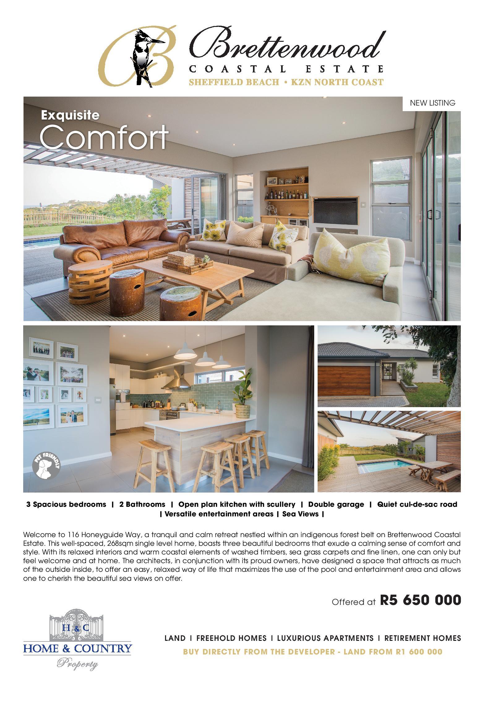 Brettenwood Coastal Estate in KZN > Your Neighbourhood