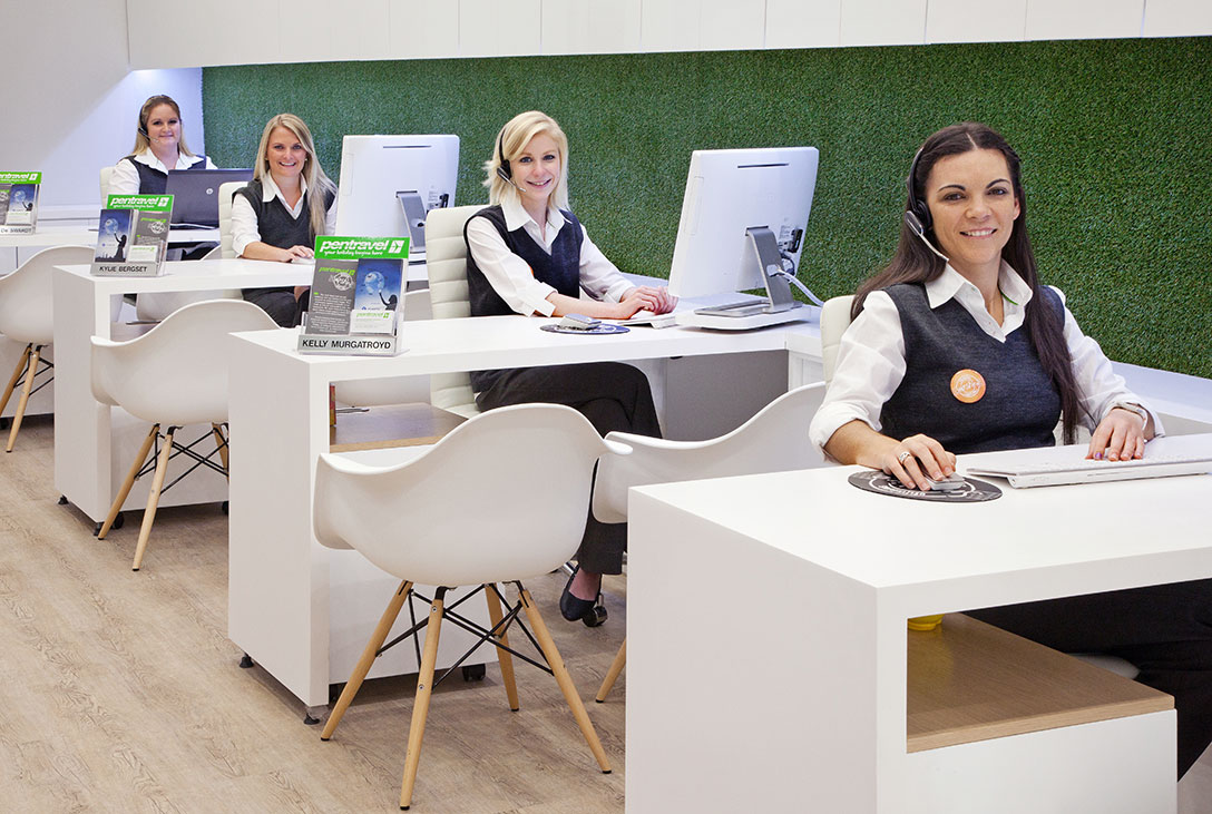 Travel-consultants-at-Pentravels-new-Sunshine-Store-retail-concept