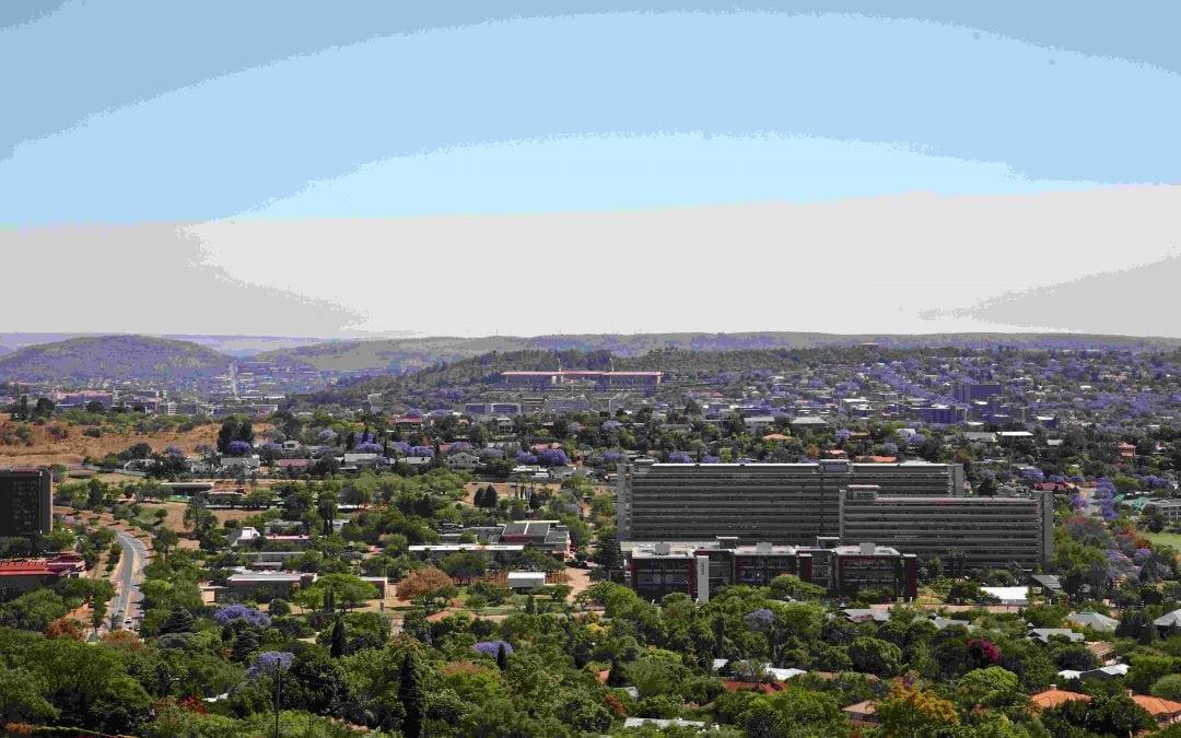 Groenkloof – Pretoria