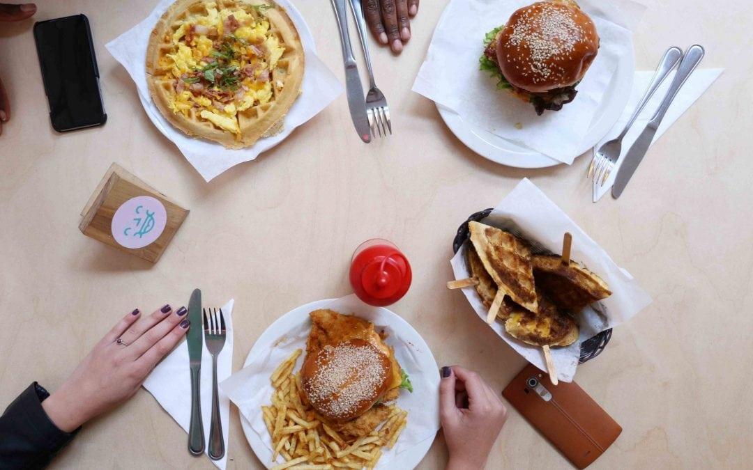 American Diner in the Heart of Braamfontein: Mr Big Stuff