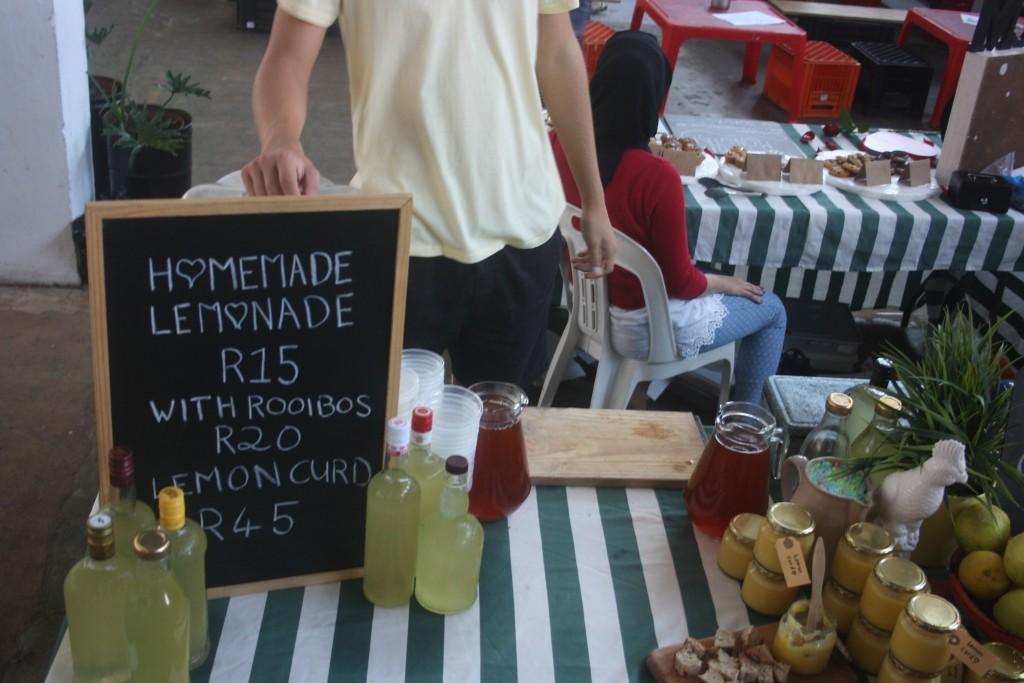 old school lemonade