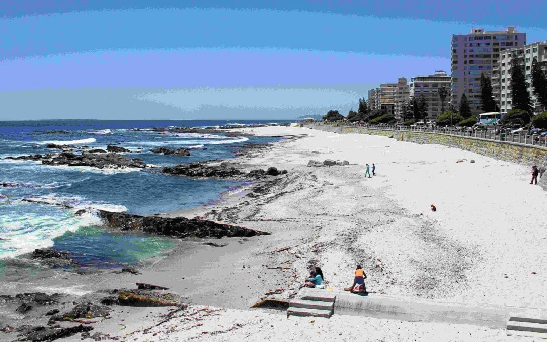 Sea Point in Cape Town