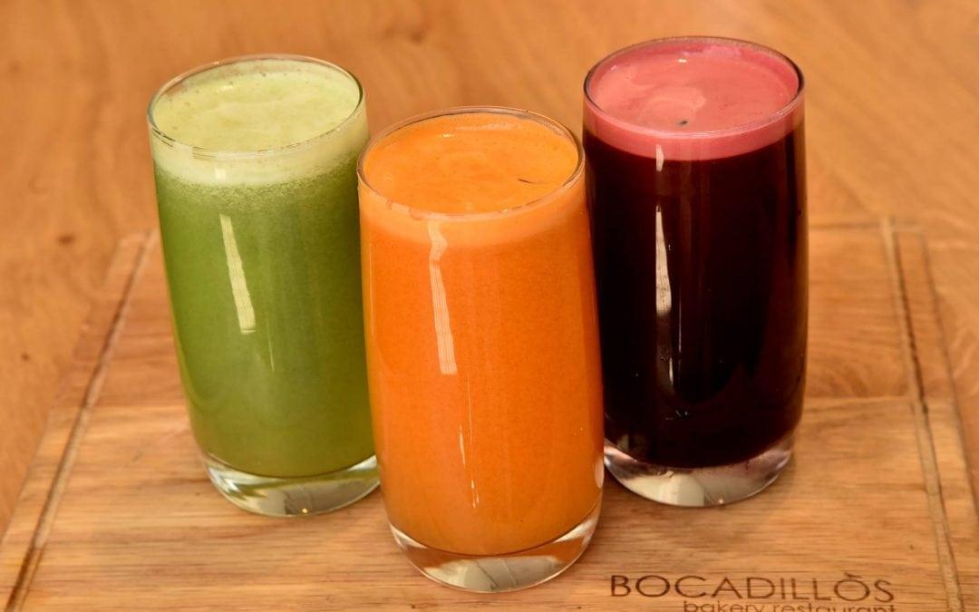 Freshly Squeezed Juice Combo's