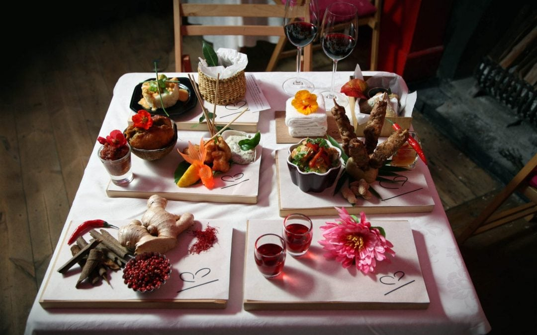 Intimate Dining at Firefly Eating House