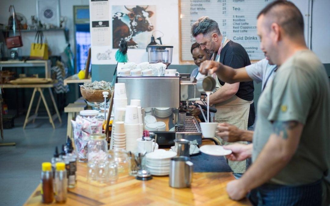 Top Coffee Spots in Durban