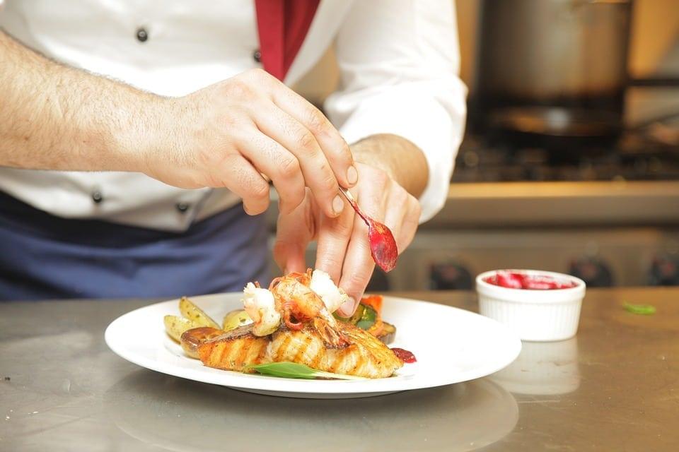 Chef Hanroe does Pretoria Proud