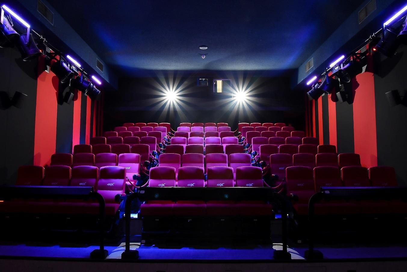Nu Metro's 4DX Cinema:...