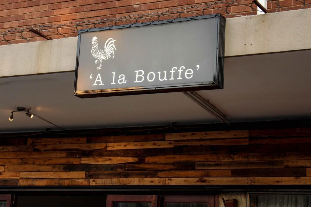 A la Bouffe 1