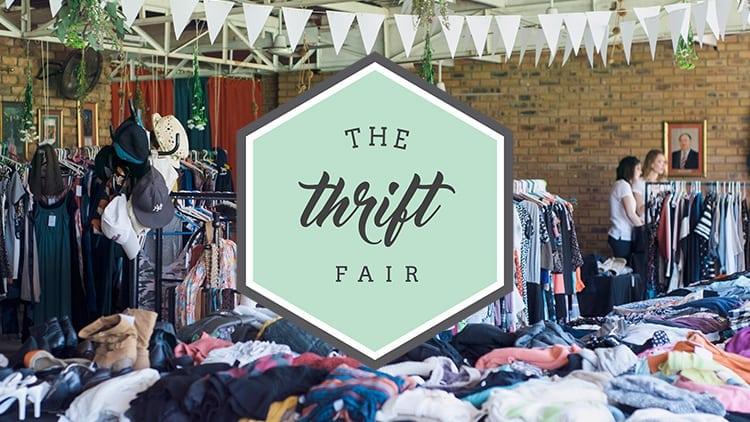 The Thrift Fair in Pretoria