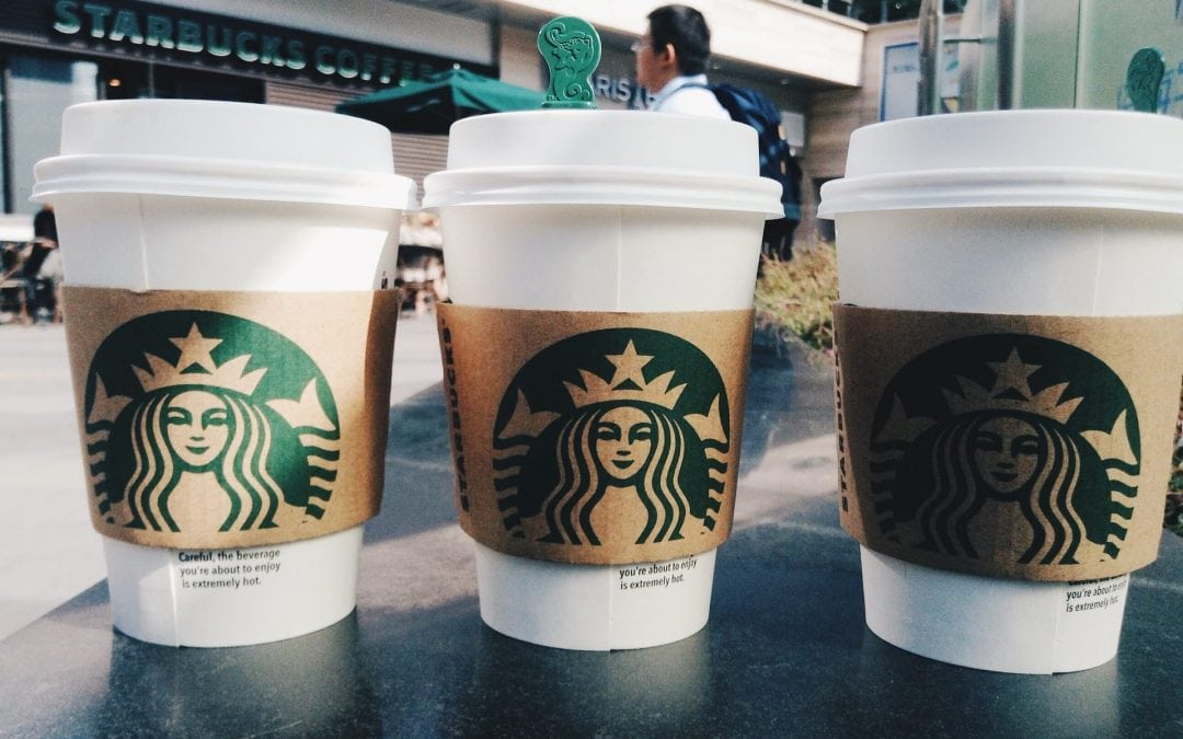 Global coffee chain Starbucks arrives