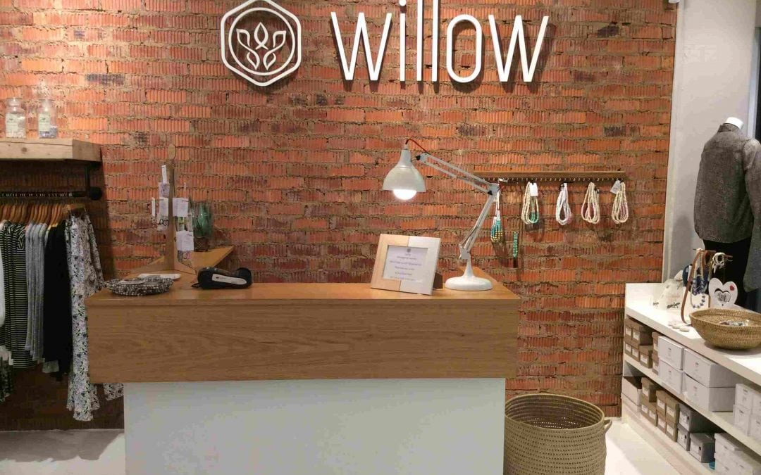 Willow store in Morningside