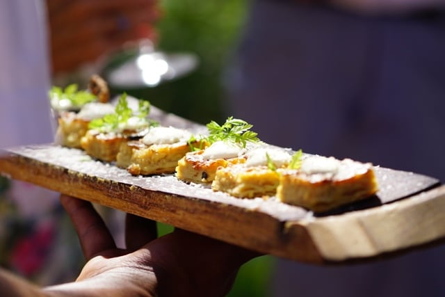Pop Up Lunch: Bottelary Hills Wine Route