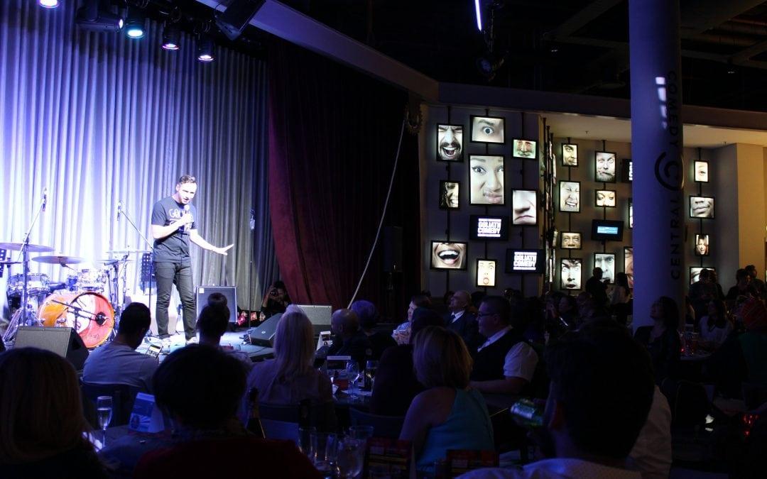 Roast at The Goliath Comedy Club