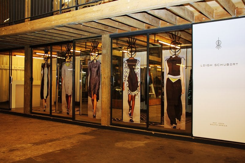 Leigh Schubert designs in Durban