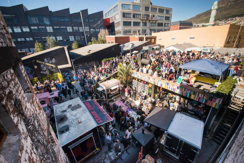 Street Food Festival in Johannesburg
