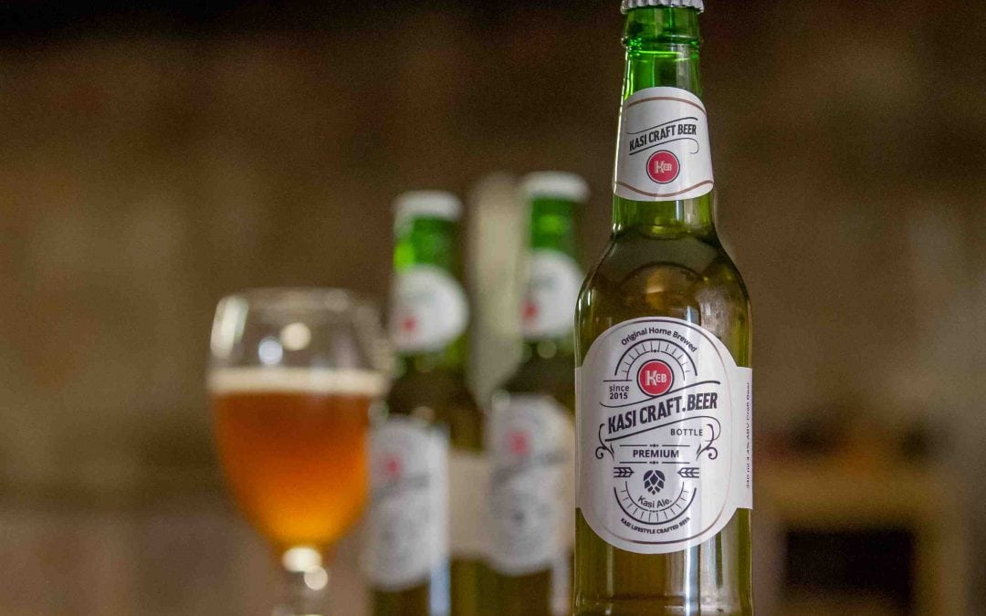 Kasi Craft Beer in Nelson Mandela Bay