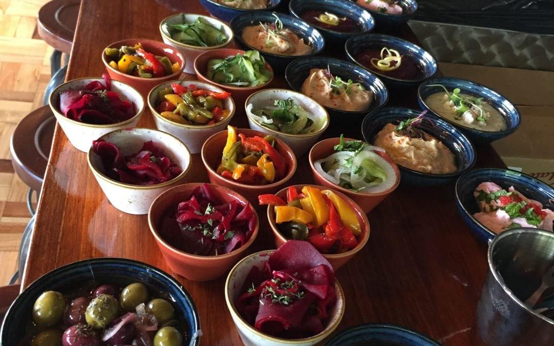 Eat Share and Live at Culture Club in Pretoria