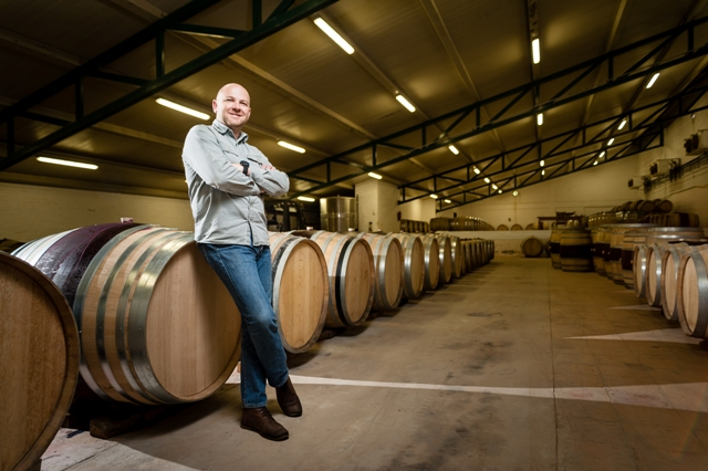 Eikendal Winemaker Nico Grobler LOW RES (2)